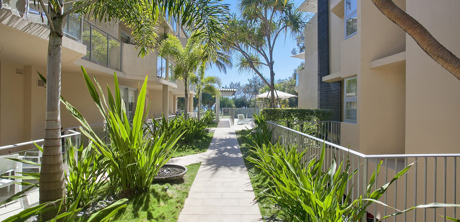 noosa-accommodation-maison-amenities-direct-beach-acess | Maison Noosa Resort